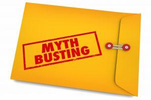 Myth busting envelope